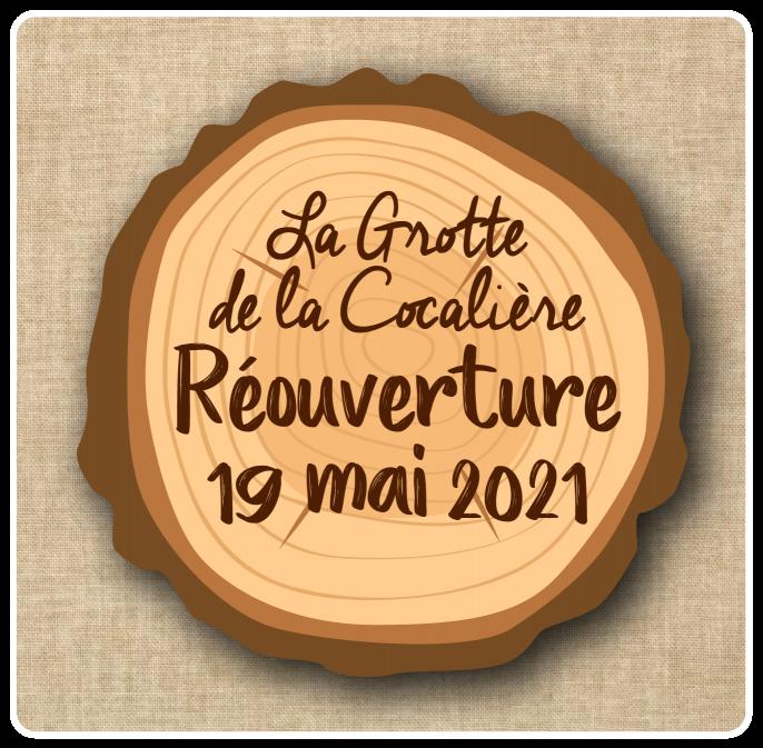 Réouverture : 19 Mai 2021